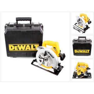 Image for DeWalt DWE 560 K 1350 Watt Handkreissäge 65 mm im Koffer