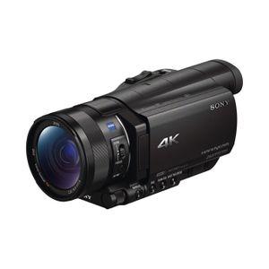 Image for Sony FDR-AX100 4K Ultra HD Camcorder - Videokamera