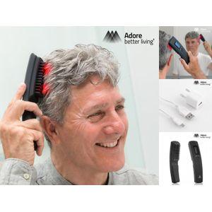 Image for InnovaGoods Hair Force One Laser-Massagehaarbürste