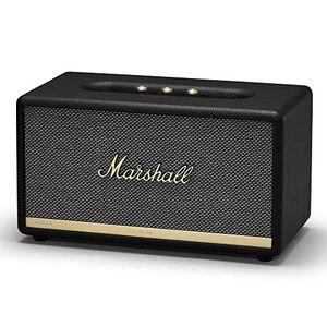 Image for Marshall Stanmore II mit Amazon Alexa - Sprachaktivierter Bluetooth-Lautsprecher - schwarz