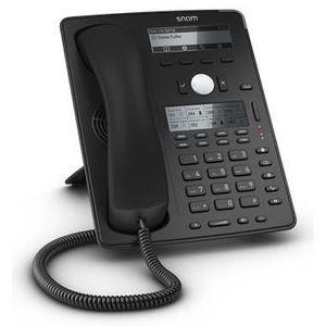 Image for Snom D745 VoIP-Telefon schwarz