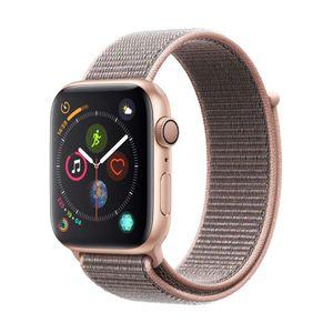 Image for Apple Watch Series 4 GPS Aluminium 44mm Sport Loop Gold/Sandrosa Smartwatch