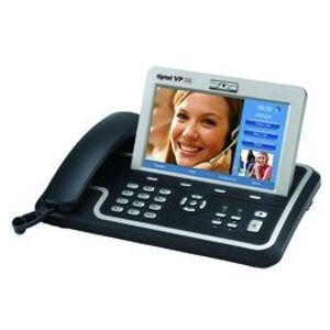 Image for Tiptel VP28 VoIP-Telefon schwarz