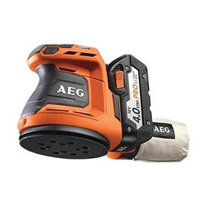 Image for AEG Akku-Exzenterschleifer BEX 18-125-4 Ah