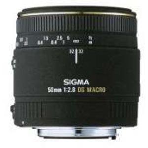 Image for Sigma 50mm f/2.8 EX DG MAKRO für Canon