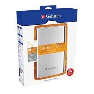 Image for Verbatim Store 'n' Go 1TB silber