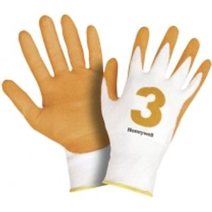 Image for Honeywell Schnittschutzhandschuh Check & Go Amber PU 3 Dyneema