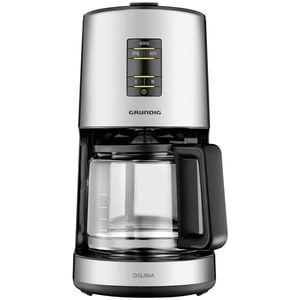 Image for Grundig KM 7680 Kaffeemaschine aus hochwertigen Materialien in edlem Design