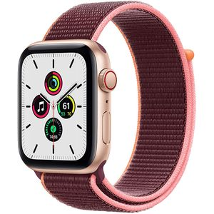 Image for Apple Watch SE Smartwatch GPS + Cellular