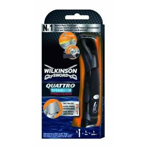 Image for Wilkinson Sword Quattro Titanium Precision