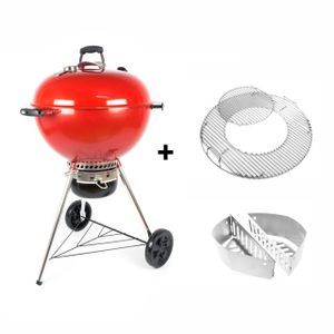 Image for Weber Master-Touch GBS Holzkohlegrill