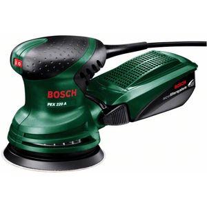 Image for Bosch Exzenterschleifer PEX 220 A 125 mm 1