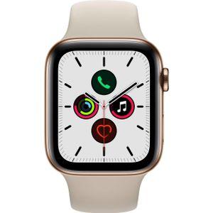 Image for Apple Watch Series 5 GPS + LTE Aluminium Smartwatch Unisex