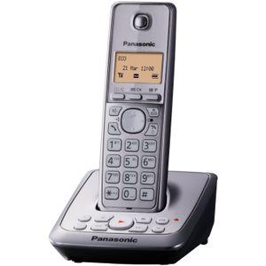 Image for Panasonic KX-TG2721GC Schnurlostelefon