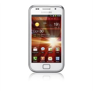 Image for Samsung Galaxy S Plus I9001 pure-white