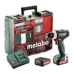 Image for Metabo PowerMaxx BS 12 Set - Akku-Bohrschrauber 601036870