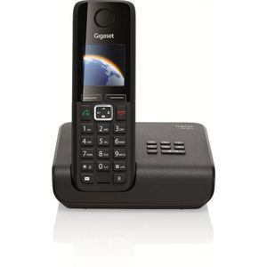 Image for Gigaset A630A Analog-Telefon schwarz