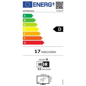 Image for LG Electronics UltraGear 27GL63T-B - 27 Zoll