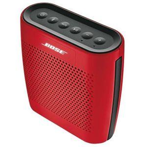 Image for Bose SoundLink Colour Bluetooth Speaker rot