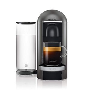 Image for Krups Nespresso XN900T Vertuo Plus Kaffeekapselmaschine