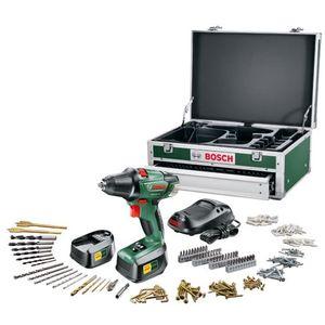 Image for Bosch PSR 18 LI-2 mit 2 Akkus Toolbox 241-tlg.