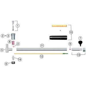Image for Schwenk Messumleitungskörper montiert für 8 - 12 mm Messbe