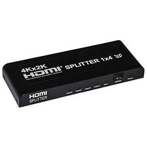 Image for Link lkhdmi14Splitter 4K HDMI für 4Monitor mit 1Gerät
