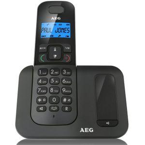 Image for AEG Voxtel D500 Analog-Telefon schwarz