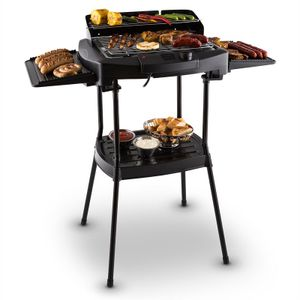 Image for Dr. Beef II Tischgrill Elektrogrill Standgrill 2000W Thermostat