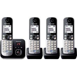 Image for Panasonic KX-TG6824 Analog-Telefon