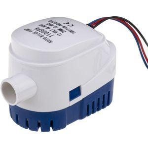 Image for BeMatik - Elektrische Wasser-Bilgenpumpe 4100 l-h 12VDC 3A mit Schalter
