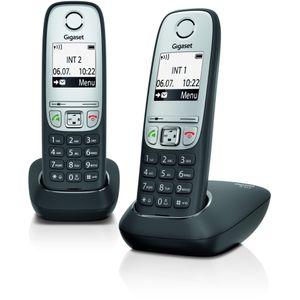 Image for Gigaset A415 Duo 2 Schnurlose Telefone ohne Anrufbeantworter