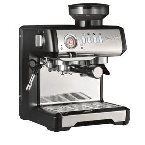 Image for Graef ESM802EU Milegra Siebträger-Espressomaschine