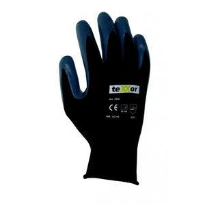 Image for teXXor Polyester-Handschuhe NITRIL BESCHICHTET Größe 10 2430-11