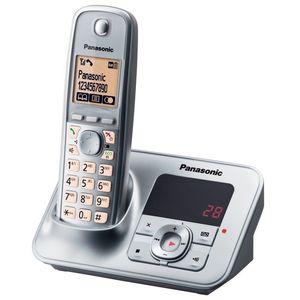 Image for Panasonic KX-TG6621GS Analog-Telefon