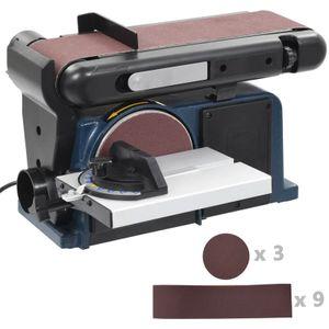 Image for Zqyrlar - Elektrischer Band- und Tellerschleifer 370 W 150 mm