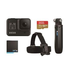 Image for GoPro HERO8 Black Holiday Bundle - wasserdichte 4K Action-Cam