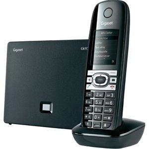 Image for Gigaset C610 IP VoIP-Telefon