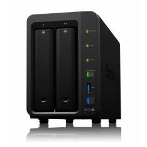 Image for Synology DS718+/8TB-GOLD 2 Bay NAS
