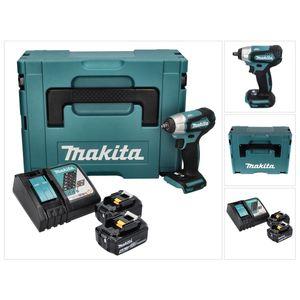 Image for Makita DTW 180 RMJ Akku Schlagschrauber 18 V 180 Nm 3-8'' Brushless + 2x Akku 4