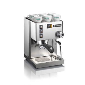 Image for Rancilio Silvia E Silver Espressomaschine Siebträgermaschine