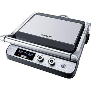 Image for Steba FG 120 Optimaler Grill Tisch Elektro 1800 W Schwarz