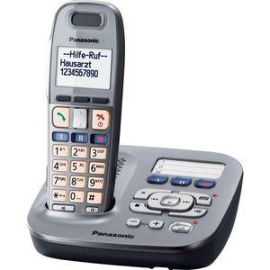 Image for Panasonic KX-TG6591 Analog-Telefon