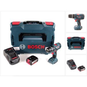 Image for Bosch Professional GSR 18-2-Li Plus 18 V Akku Bohrschrauber in L-Boxx + 1x 4