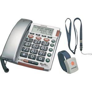Image for Audioline BigTel 50 Alarm Plus Analog-Telefon