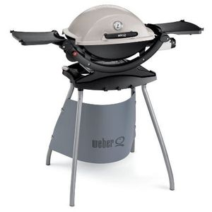 Image for Weber Q 120 Stand Titan