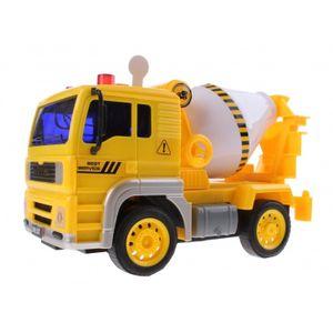 Image for Jonotoys betonmischer Jungen 12 cm gelb