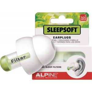 Image for Alpine Gehörschutzstöpsel Sleepsoft