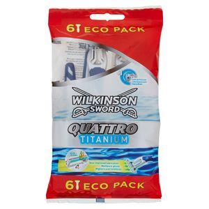 Image for Wilkinson 7007088B Quattro Titanium Rasierapparat