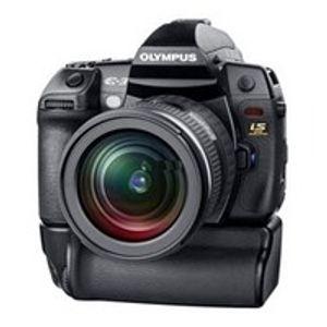 Image for Olympus E-3 Kit inkl. Objektiv 12-60mm + HLD-4 Power grünff